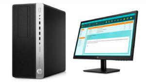 HP EliteDesk 880 G5 TWR-N902523905A(23.8寸)